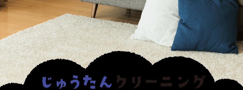 クリーニング 絨毯